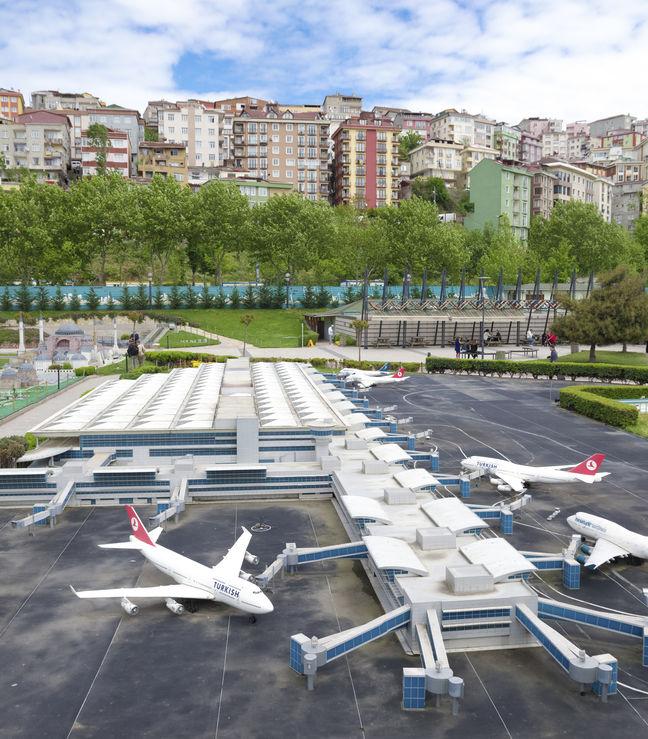 تعرف على أهم مطارات تركيا