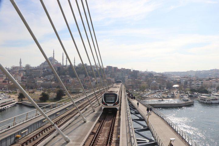الترامواى فى اسطنبول