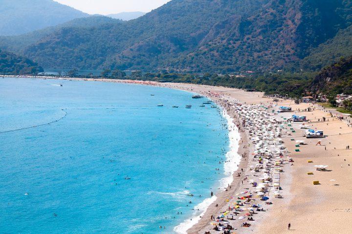 السياحة الصيفية فى تركيا