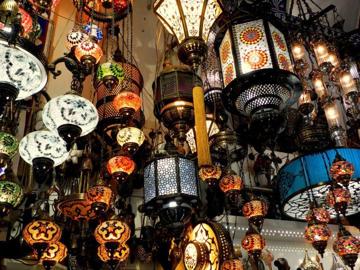 السوق المسقوف فى اسطنبول